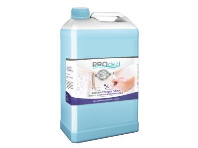 PROdezi Antibacterial SOAP 5l - mýdlo s antimikrobní přísadou