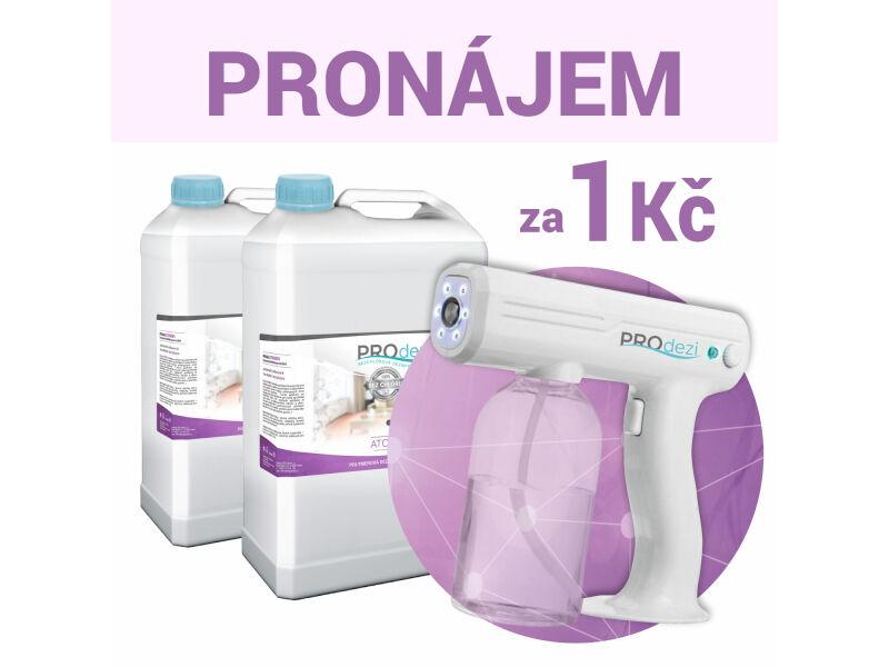 Atomizer pro školy a školky + 2 x 5l PROdezi ATOMIZER - polymerová dezinfekce