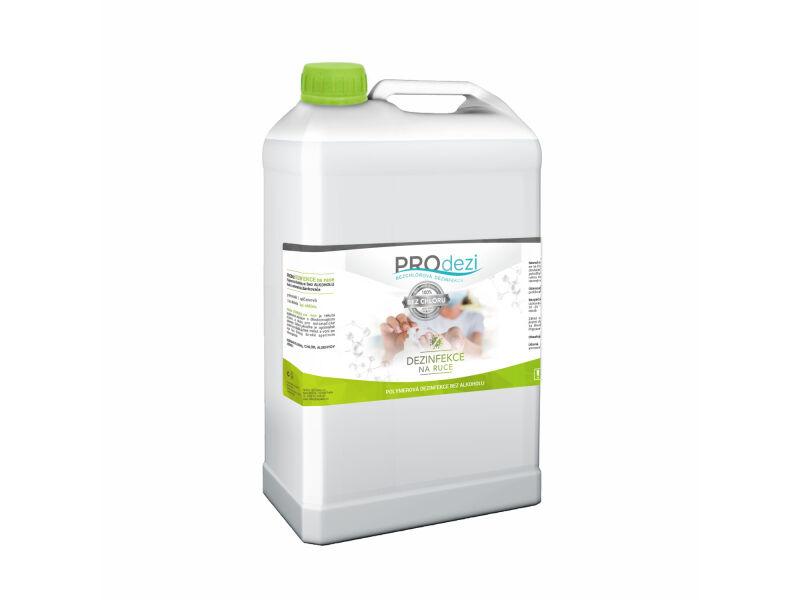 PROdezi DEZINFEKCE na ruce 5l - dezinfekce bez alkoholu