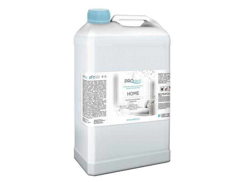 PROdezi HOME 5l - bezchlórová dezinfekce povrchů