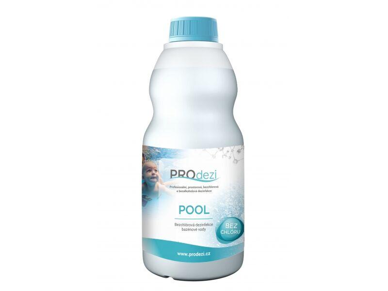 PROdezi POOL 1l -  bezchlórová bazénová chemie