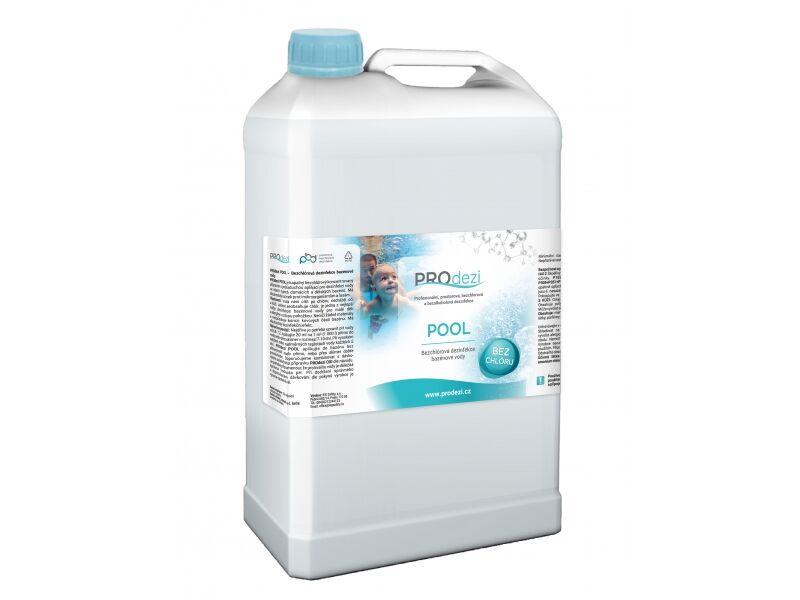 PROdezi POOL 3l -  bezchlórová bazénová chemie