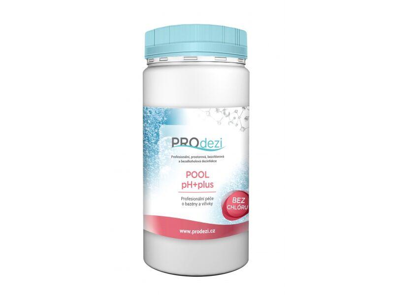 PROdezi POOL PH plus 1,4kg -   zvýšení pH vody