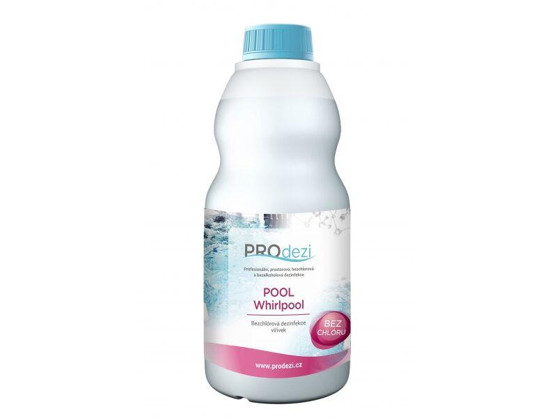 PROdezi Whirlpool 1l - bezchlórová bazénová chemie pro vířivky