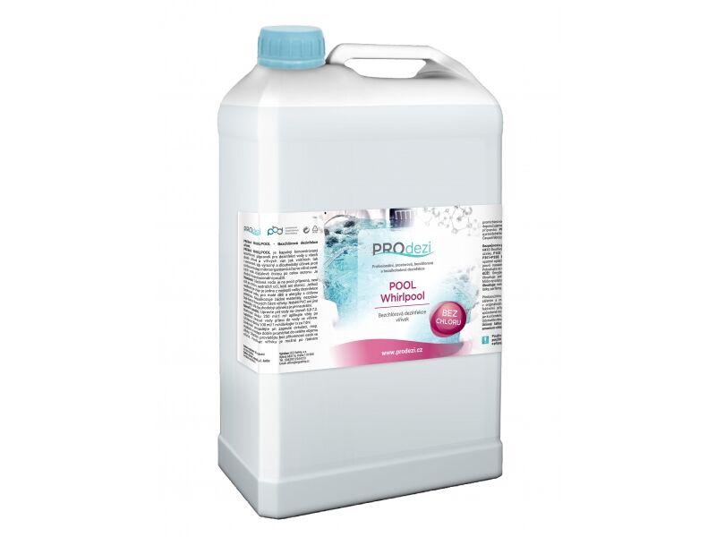 PROdezi Whirlpool 3l -  bezchlórová bazénová chemie pro vířivky