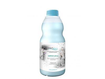 PROdezi SURFACE pěnivý 1l - bezchlórový mycí a dezinfekční prostředek