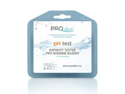 PROdezi   PH test