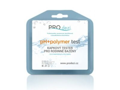 PROdezi PH + Polymer test