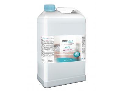 PROdezi HOT TUB  5l - bezchlorová bazénová chemie