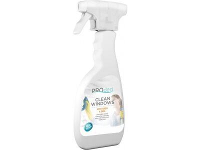 PROdezi CLEAN Windows 0,5l - prostředek pro mytí oken a skel