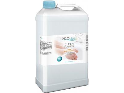 PROdezi CLEAN HANDS 3l - jemné krémové mýdlo