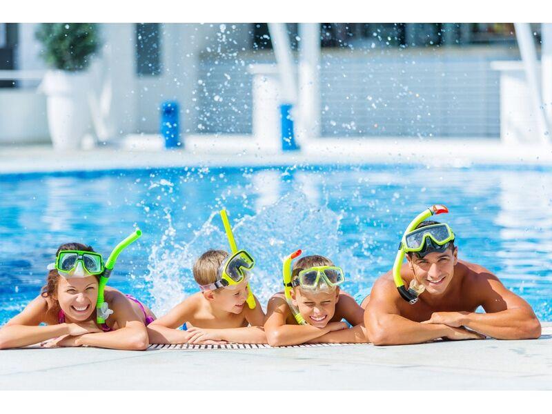 Bezchlórová bazénová chemie